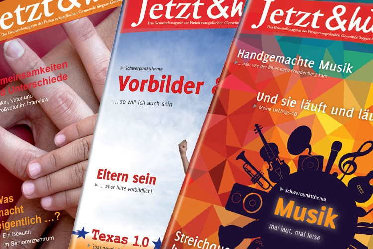 Das Gemeindemagazin