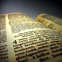 Bibel- und Gebetsstunde
